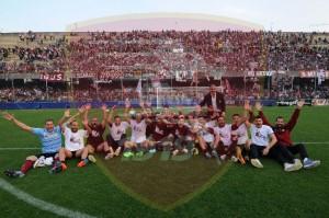 Salernitana - Barletta - Lega Pro Girone C 2014/15