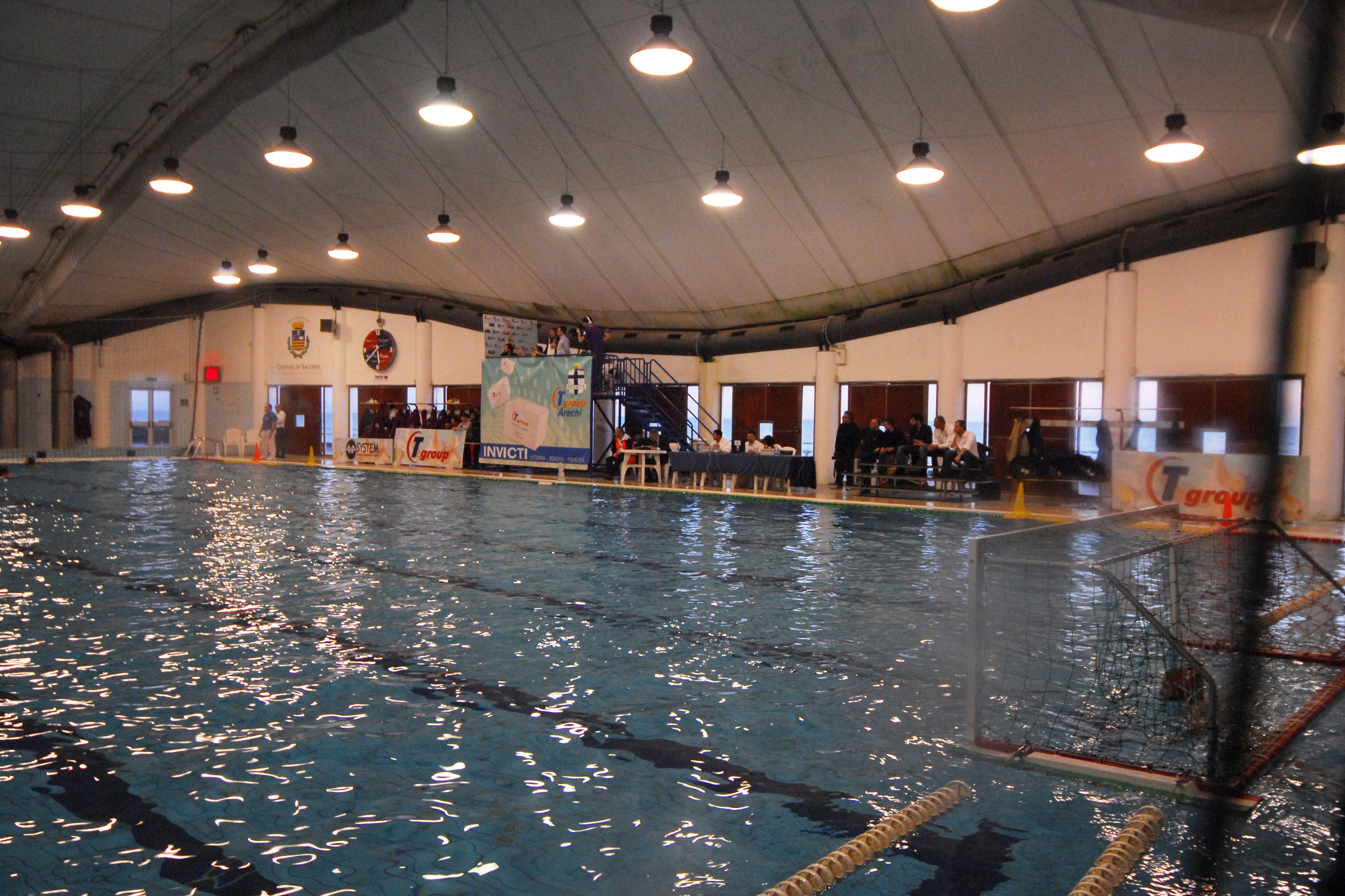 Piscine A Nocera Inferiore piscina vitale vuota - tvoggi salerno