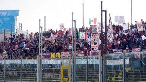 tifosi a Brescia