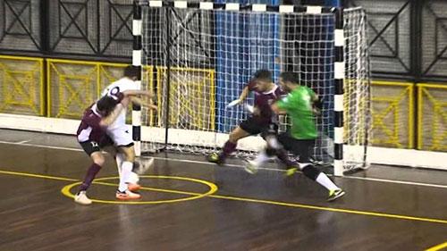 Serie B Calcio A 5 Pari Interno Per L Alma Salerno Tvoggi Salerno