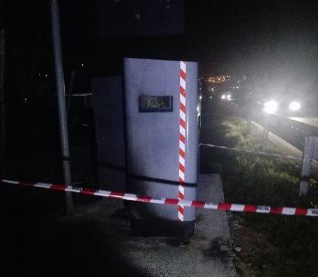 AUTOVELOX RACCORDO SALERNO AVELLINO DATO ALLE FIAMME ...