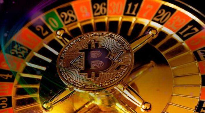 bitcoin roulette dal vivo)